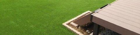 増えたお家時間で見直されるお庭のご提案です。